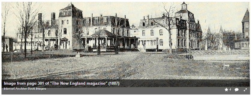 New England House 1800s
