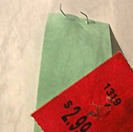 Salvation Army Sales Tags